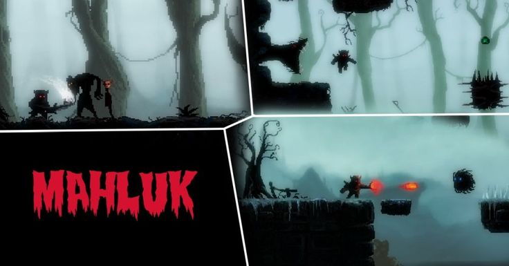 Gems from Steam Greenlight – Mahluk:Dark demon