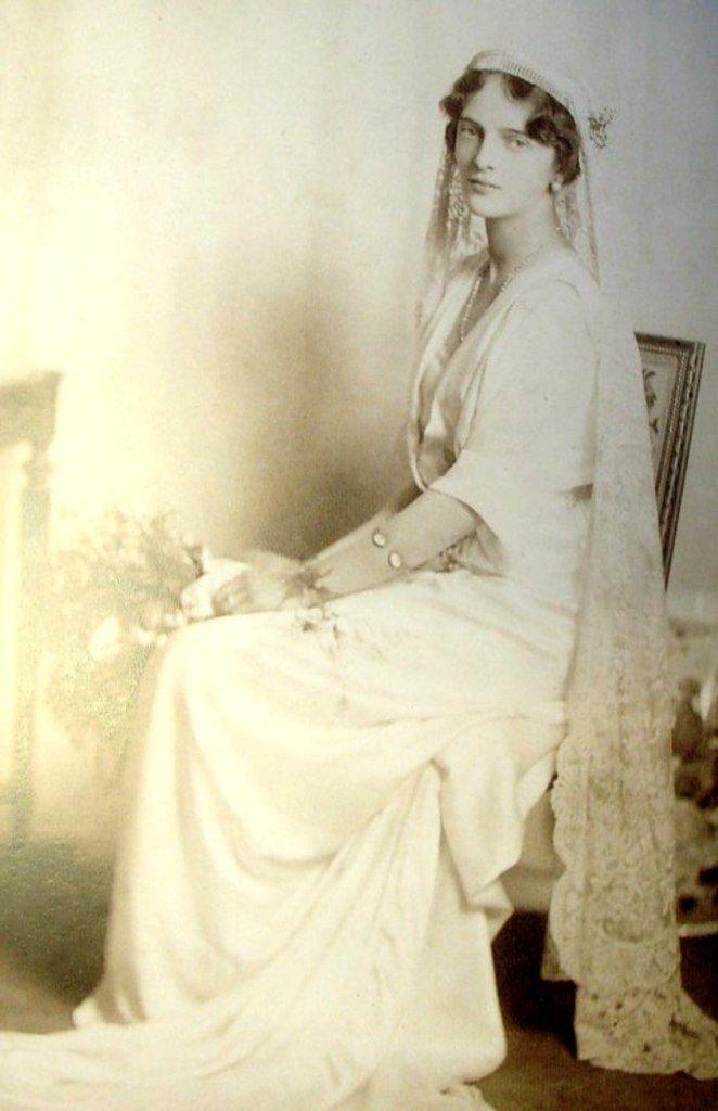 Princess Irina Yusupova 1914