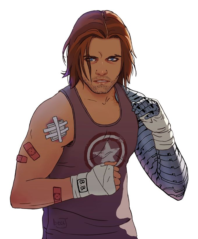 Team Bucky Barnes! : Photo