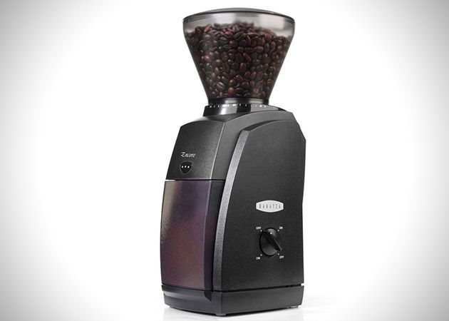 "Ten best coffee grinders  Probably either go for the ""Best Bang for Your Buck""  Or the ""Space Saver""."