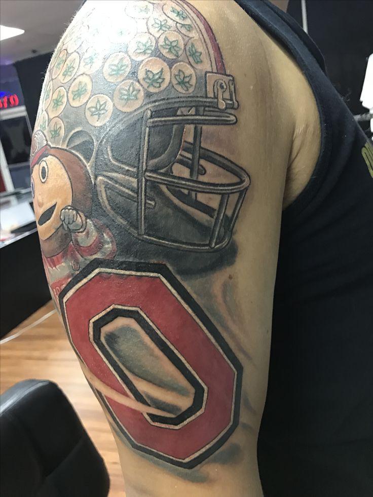 best 20 ohio state tattoos ideas on pinterest ohio state buckeyes ohio buckeyes football and. Black Bedroom Furniture Sets. Home Design Ideas