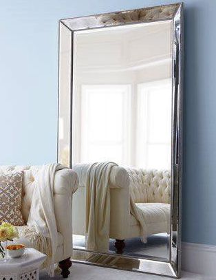 Decorative MirrorsBEADED FRENCH PROVINCIAL MIRROR - Decorative Mirrors