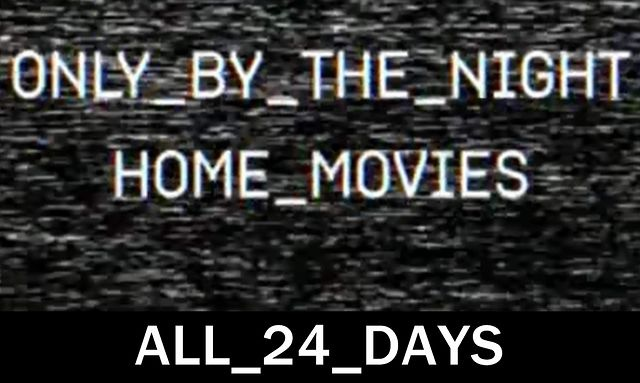 Kings of Leon   Only By The Night Home Movies (2008) by CloserToKOL. All 24 Days in one video. Compiled by CloserToKOL