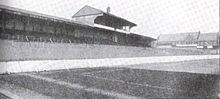 Goodison Park circa 1905
