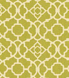 Lattice pattern on fabric