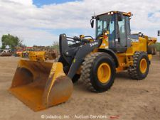 2014 John Deere 544K Articulated Wheel Loader A/C Cab Hyd Q/C 3rd Valve Auxapply now www.bncfin.com/apply
