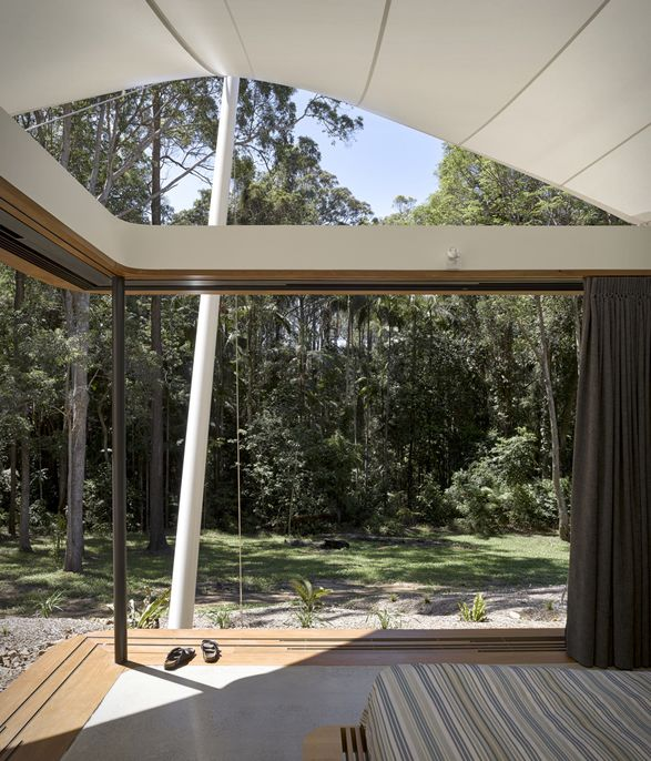 Swedish Cabin With Roof Top Garden And Retractable Outdoor: Best 25+ Roof Structure Ideas On Pinterest