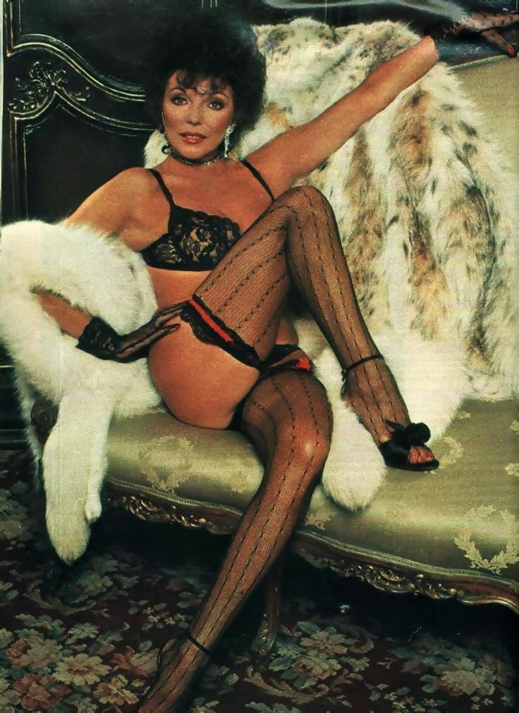 Femdom joan collins the bitch