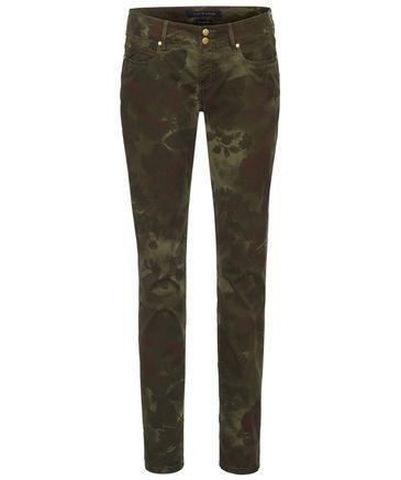 Tommy Hilfiger Damen Hose im Army Style #fashion #engelhorn #style #trends