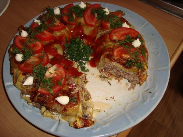 Мама для мам: Любимое блюдо из кабачков