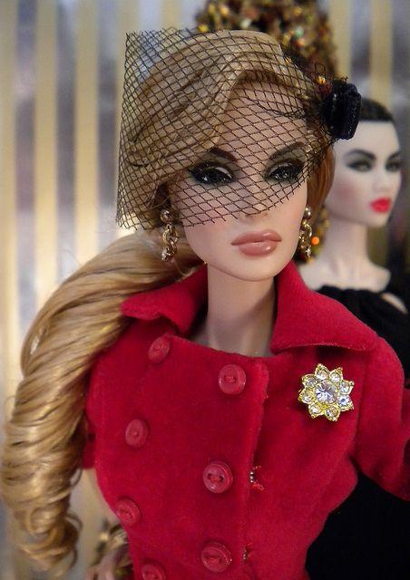 Dania Zarr - Holiday on Flickr. (Dania Zarr = Fashion Royalty Doll by Integrity Toys)