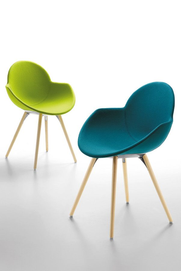 High Quality COOKIE Polycarbonate Chair By Infiniti Design Studio Zetass Idea