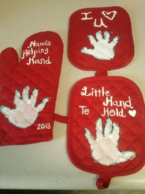 17 Best Ideas About Hand Print Ornament On Pinterest