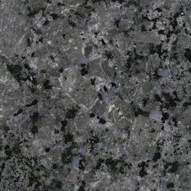 SenSa 2-in W x 3-in L Cosmic Grey Granite Kitchen Countertop Sample