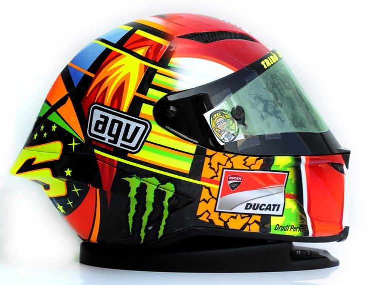 AGV Helmets legenday helmets from Italy