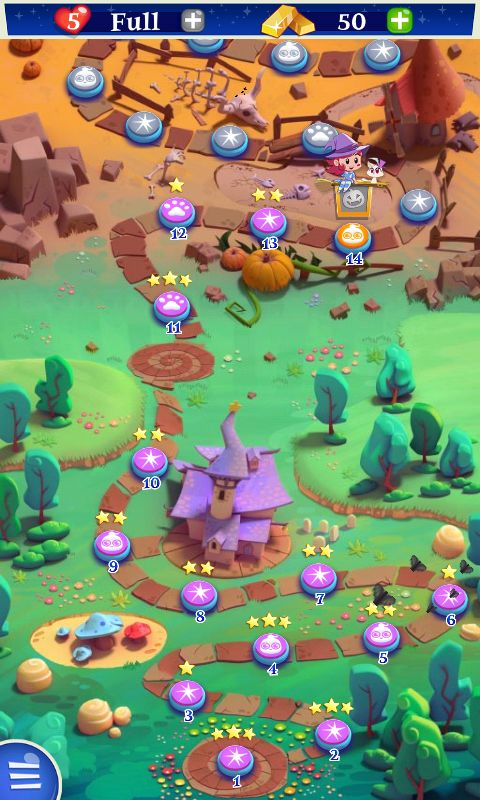 Bubble Witch Saga 2 – Game Review - Love this game!