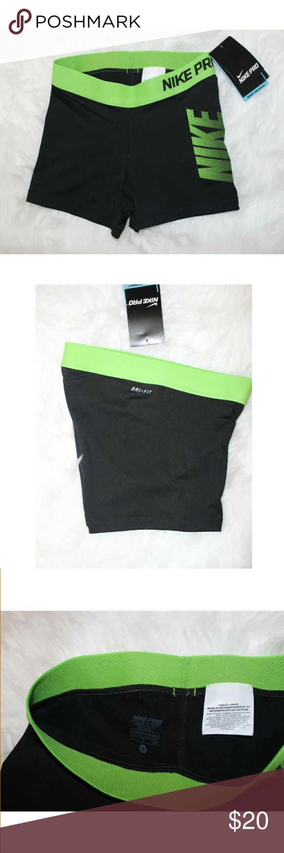Nike Pro Compression Shorts The Nike Pro Women's Training Shorts deliver ultimate comfort as a base layer or your one performance layer. Sweat-wicking fabric keeps you dry and comfortable for the gym or gameday. Nike Shorts