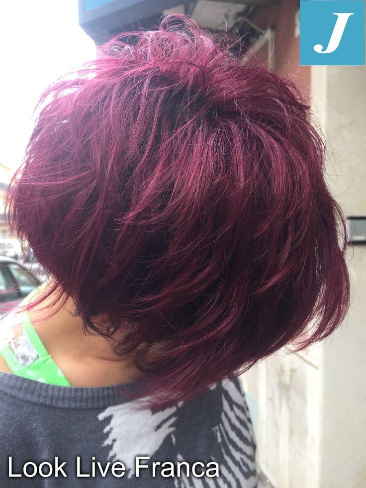 #centrodegradèjoelle #colour #newlook #tagliopuntearia #looklive #Parrucchierafranca  #j #istafashion #istagram #violet #viadeimirti29  #ragusa