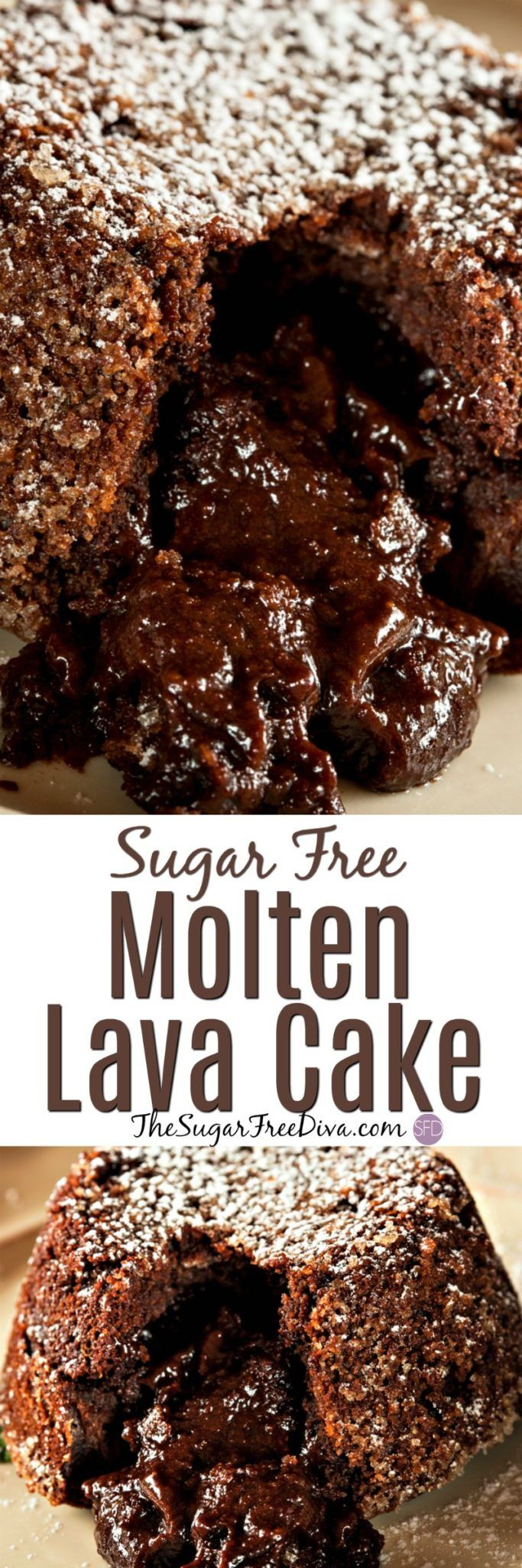 "Sugar Free Molten Lava Cake--It's like discovering the golden ticket is how I would describe Sugar Free Molten Lava Cake  I would also say that there certainly a reason why they call this a ""Molten Lava Cake"".  Sugar Free Molten Lava Cake I could easily agree with anyone who states that any Molten Lava..."