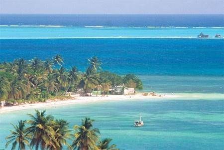 Isla de San Andres Colombia