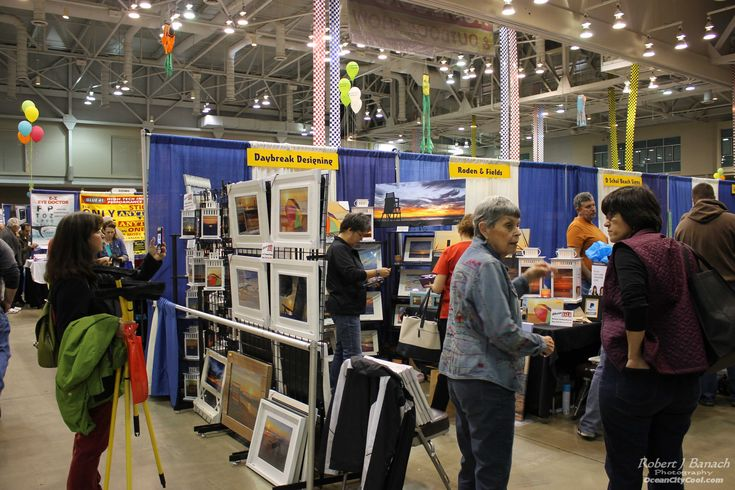 34th Annual Home Condo Outdoor Show and Art and Craft Fair March 16th - 18th... #oceancitycool #ocmd