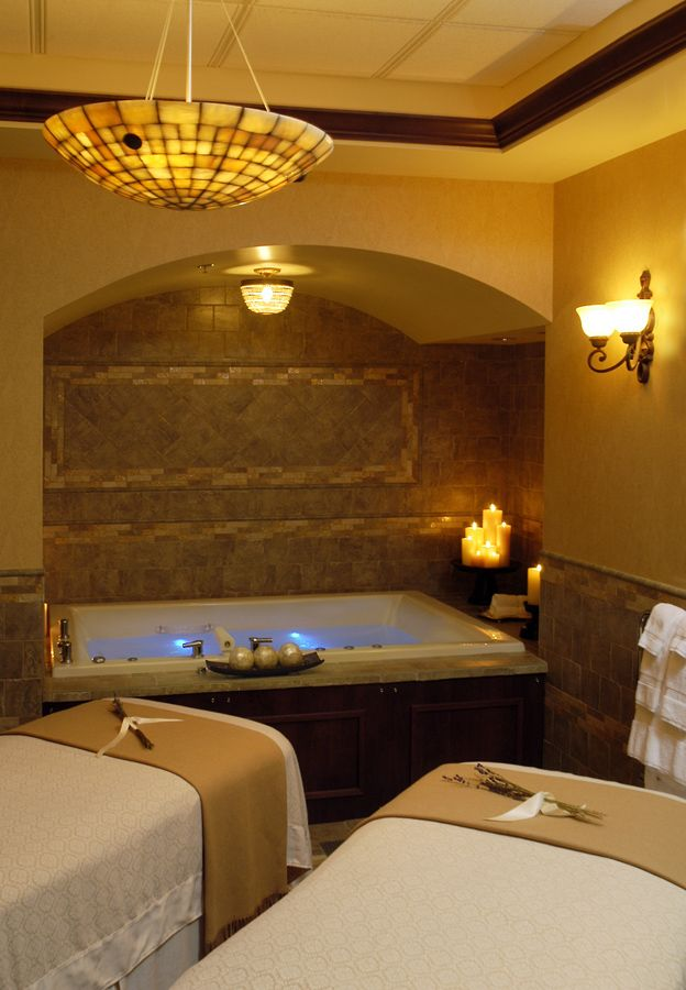 The Spa at the Brown Palace in Denver, CO-Best Massage I have EVER had, I think we were in this room!