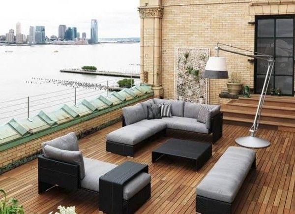 die besten 17 ideen zu holzboden balkon auf pinterest. Black Bedroom Furniture Sets. Home Design Ideas