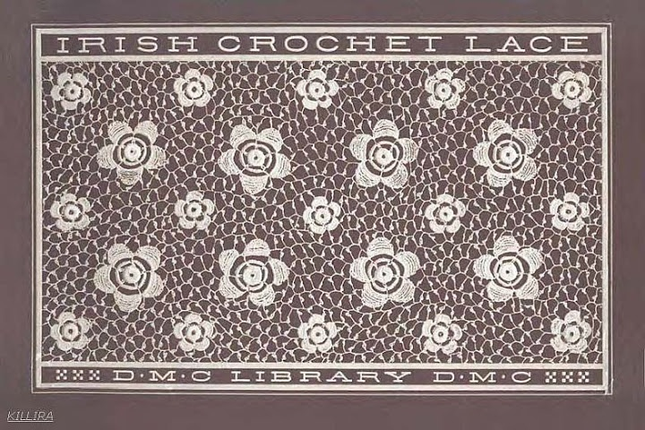 182 Best Irish Crochet Bookss How To Images On Pinterest