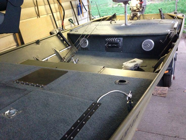 7 best lowe custom jon boat images on pinterest duck for Custom aluminum fishing boats