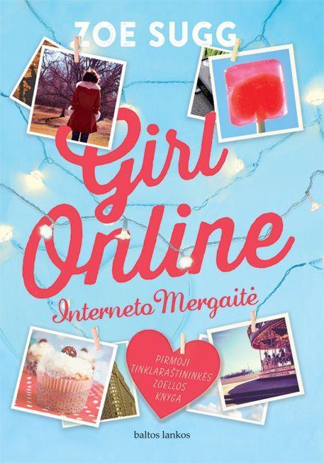 Interneto mergaitė