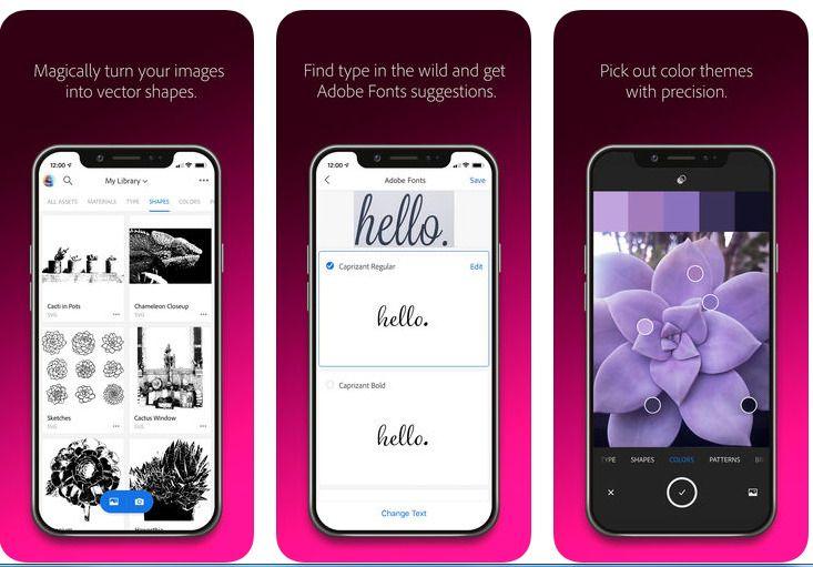 تحميل برنامج افتر افكت عربي للايفون اخر اصدار افتر افكت Adobe After Effects هو برنامج مونتاج للفيديو من شركة Adobe يس Vector Shapes Color Themes Change Text