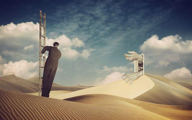 Revoluția Gândirii: Călăuza realității - Nu sunt doar cuvinte! Încearcă să vezi imaginile din spatele cuvintelor! Visează!