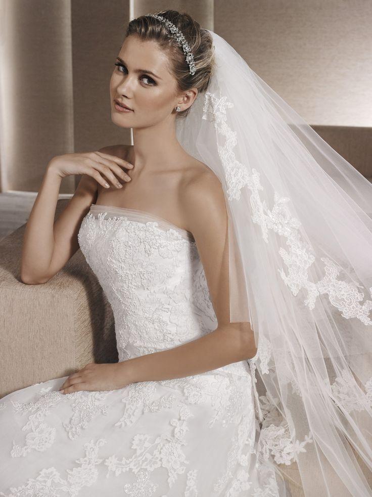Riva - La Sposa - Esküvői ruhák - Ananász Szalon - esküvői, menyasszonyi és alkalmi ruhaszalon Budapesten