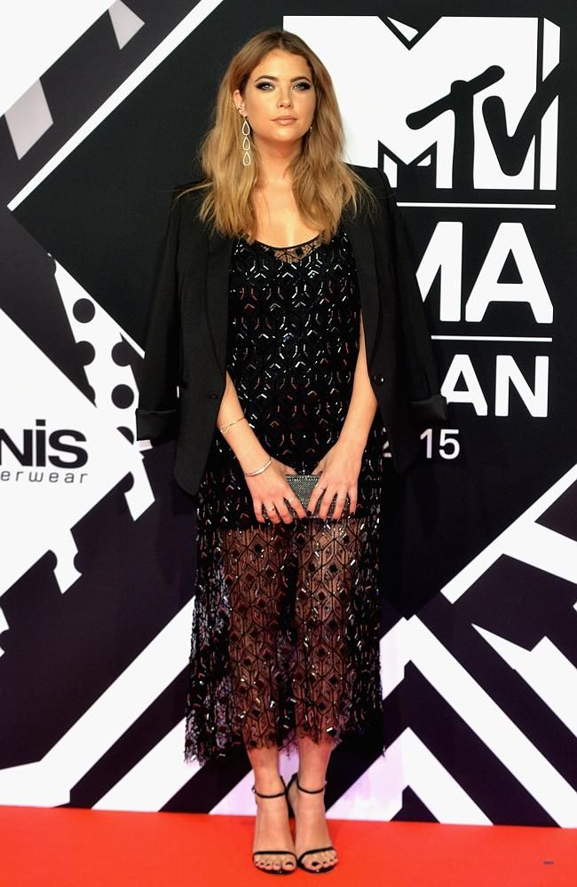 2015 MTV EMAs - Ashley Benson