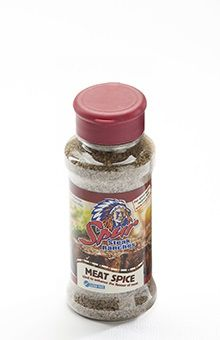 Spur's Meat Spice. A balanced blend of herbs and spices specially selected to complement the unique flavours of meat dishes, Spur's Meat Spice can be used as a seasoning rub or sprinkle on steaks, chops and ribs. https://www.spur.co.za/sauces/spur-sauces/meat-spice