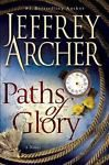 Jeffrey Archer Book Paths of Glory 1st Edition Hardcover Books:Fiction & Literature www.internetauctionservicesllc.com $5.99