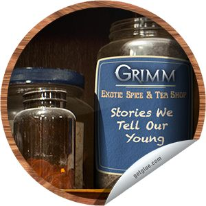 Grimm: Stories We Tell Our Young