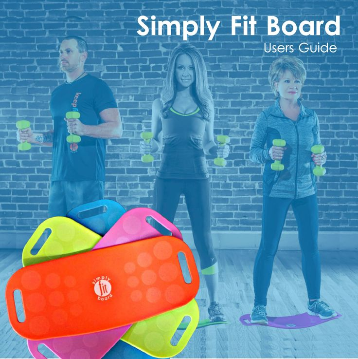 Balance Board On Shark Tank: 17 Best Simply Fit Board Images On Pinterest