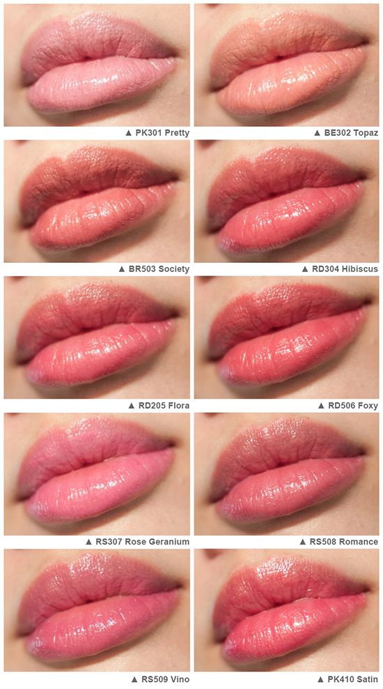 500+ best images about Lipstick Swatches on Pinterest | Revlon ...