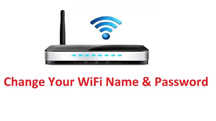 *Change WiFi Name & Password!! - Howtosolveit