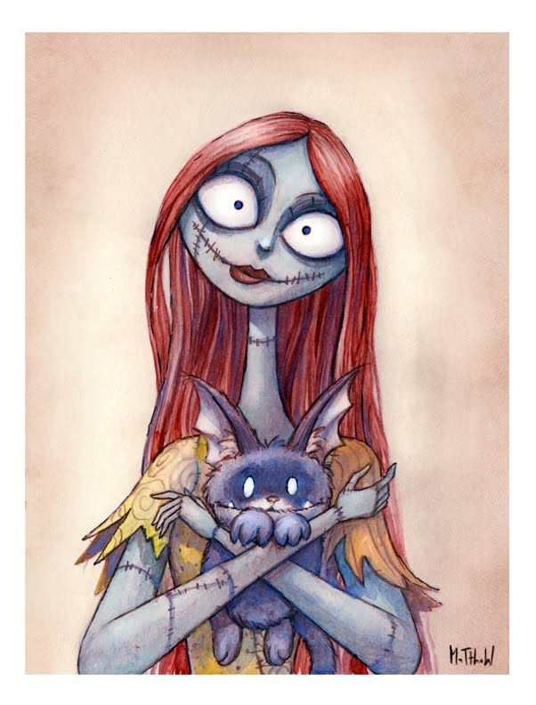 Sally by Matthew S. Armstrong