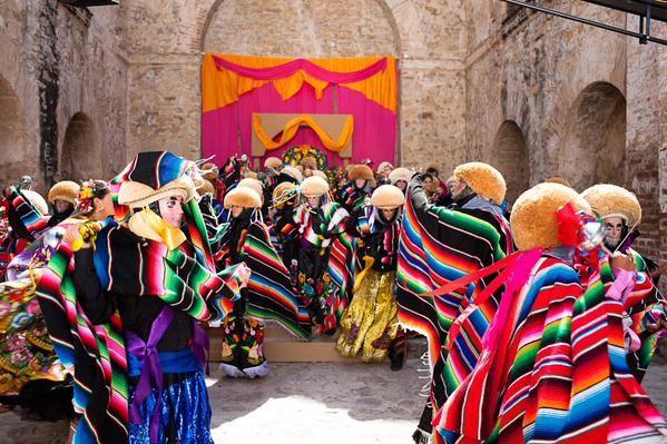 Secretaría de Turismo Chiapas - Los Parachicos