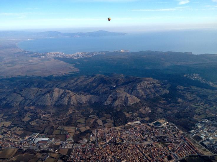 viaje en globo / balloon ride