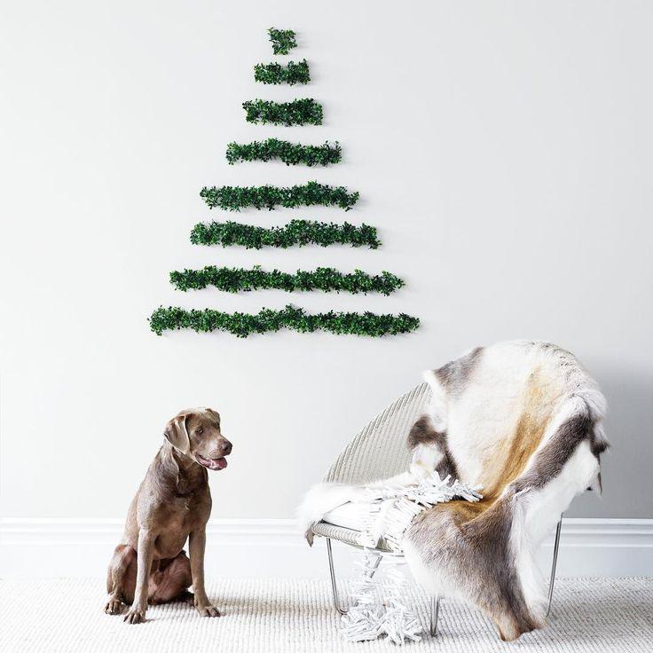 #DIY #DIYchristmas #DIYchristmastree #alternativechristmastree