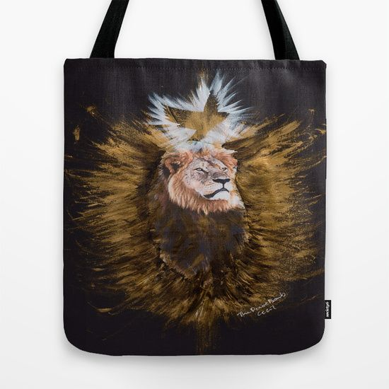 Cecil the Lion has been PeaceBombed!  #art #thepeacebomb #peace #lion #king #cecil #rip #decor #class #style #home #interior