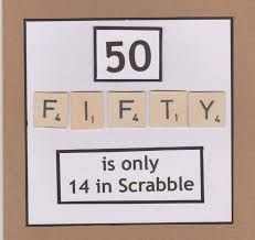Image result for 50th birthday cards handmade