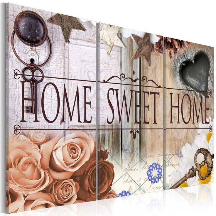 Obraz - Home in vintage style