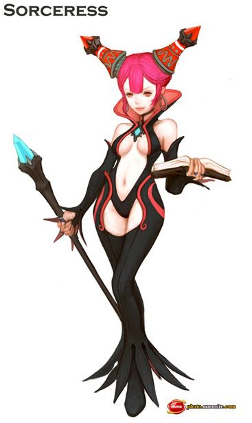 Class - Sorceress - Dragon Nest - Feature, News, Articles, Comments, Downloads, Videos, Gallery - MMOsite