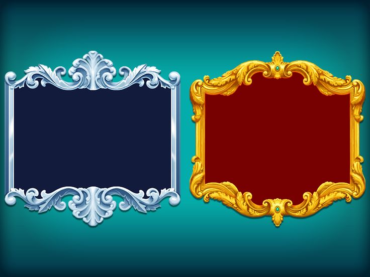 Slot Icon Frames