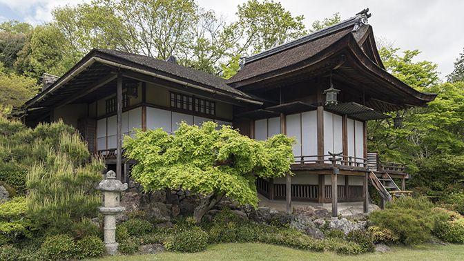 Japanese classic palace(house) of samuray